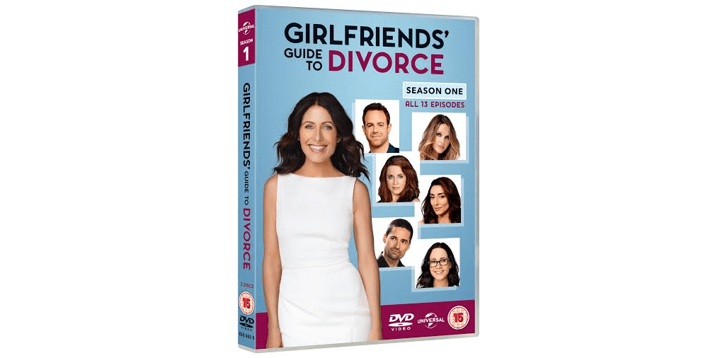 girlfriends guide to divorce book