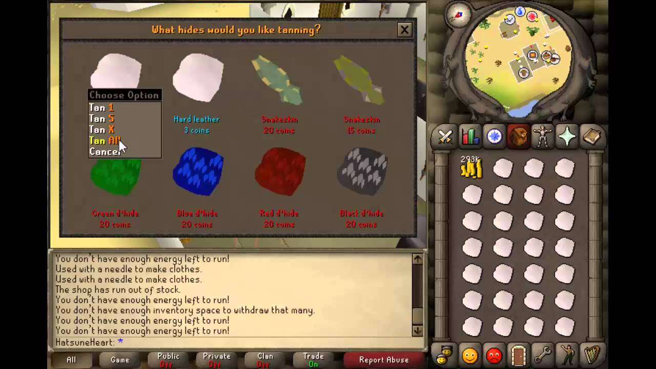 1 99 crafting guide 2007
