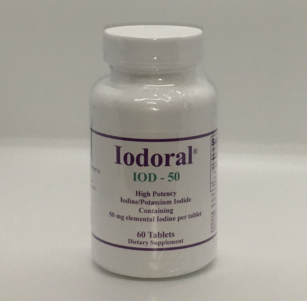 the guide to supplementing with iodine