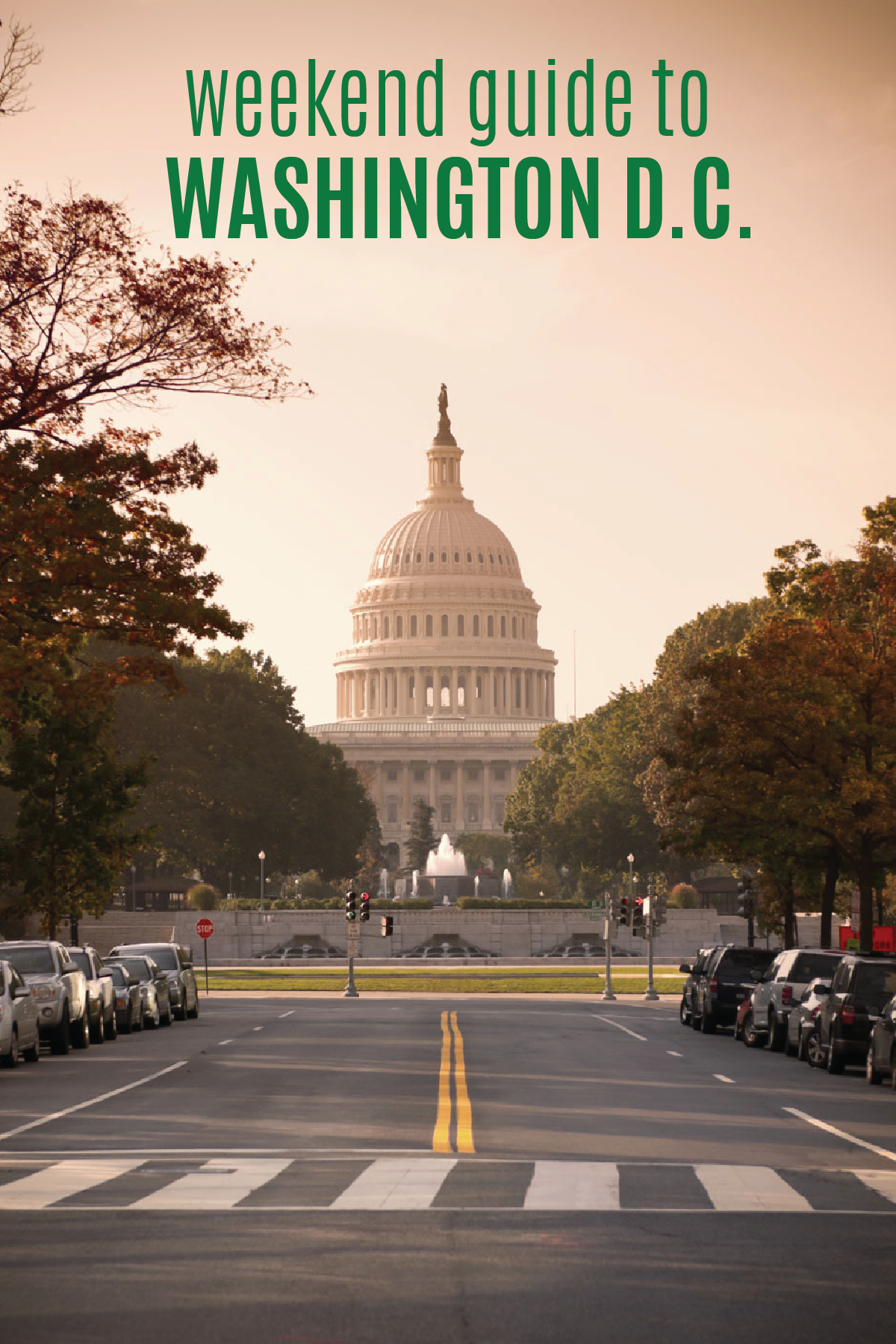 best washington dc travel guide