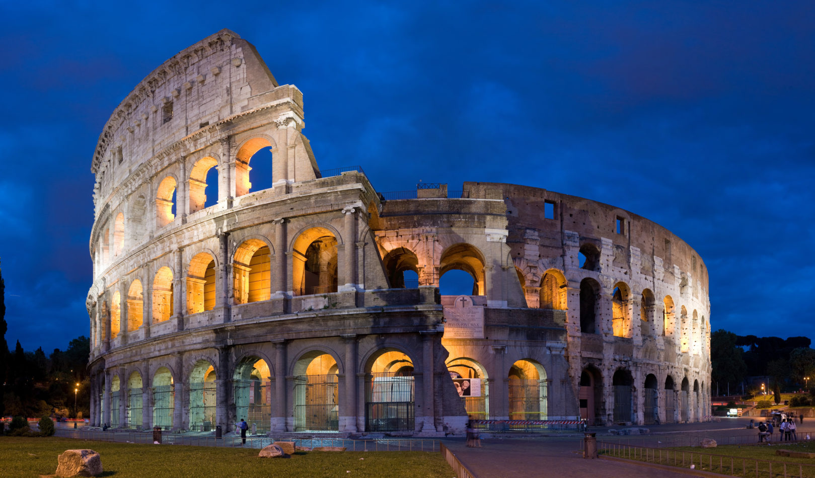 best guided tour of colosseum