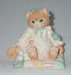 enesco calico kittens price guide