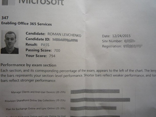 office 365 exam 70 346 study guide