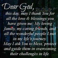 may god guide and protect you