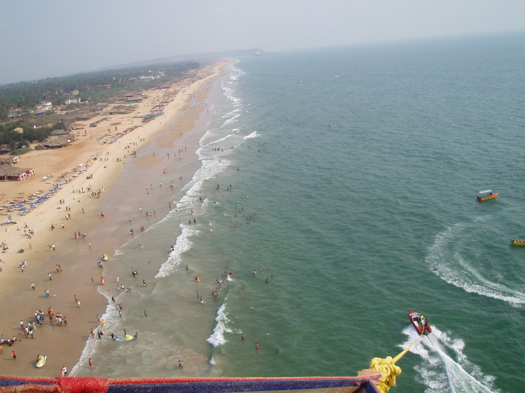 goa tourist guide contact number