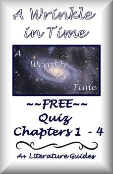 a wrinkle in time study guide questions and answers