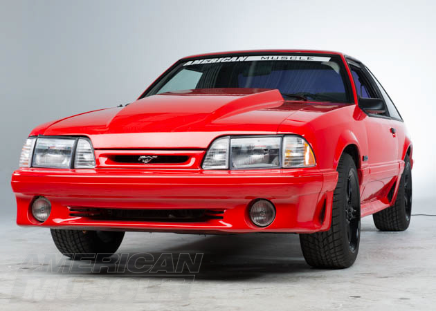 fox body mustang recognition guide 1979 1993