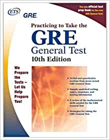 ets official guide to the gre 3rd edition