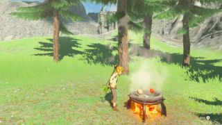 breath of wild cooking guide
