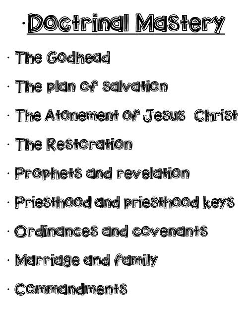 new testament seminary student study guide answers