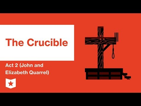 the crucible study guide questions act 2