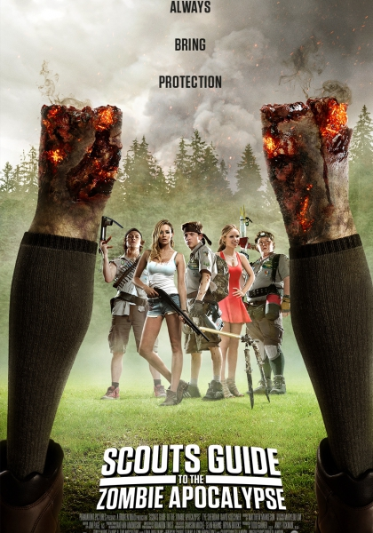 scouts guide to the zombie apocalypse streaming vf