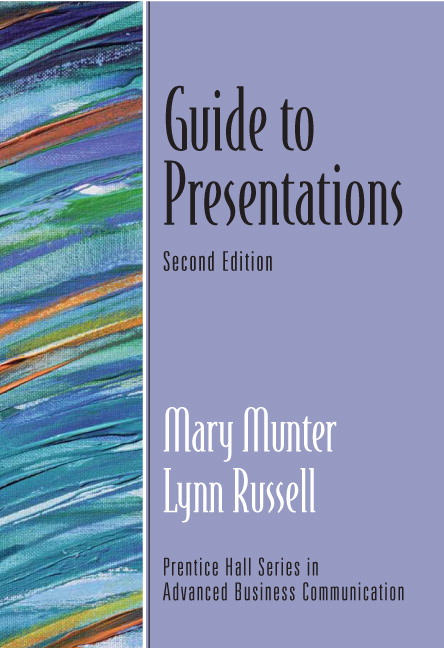 guide to presentations 4th edition pdf