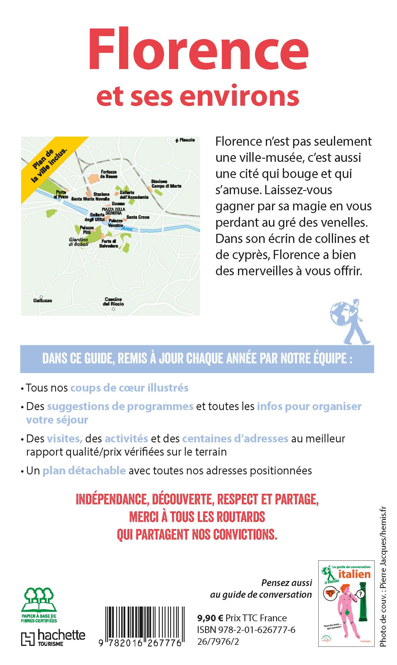 le guide du routard florence
