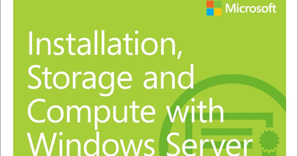 mcsa guide to installing and configuring microsoft windows server 2012