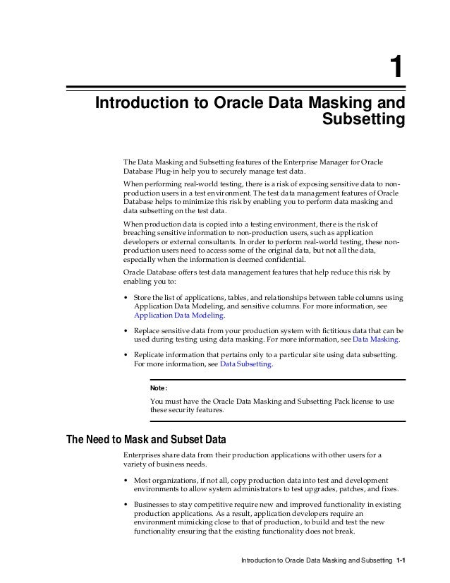oracle 12c database security guide