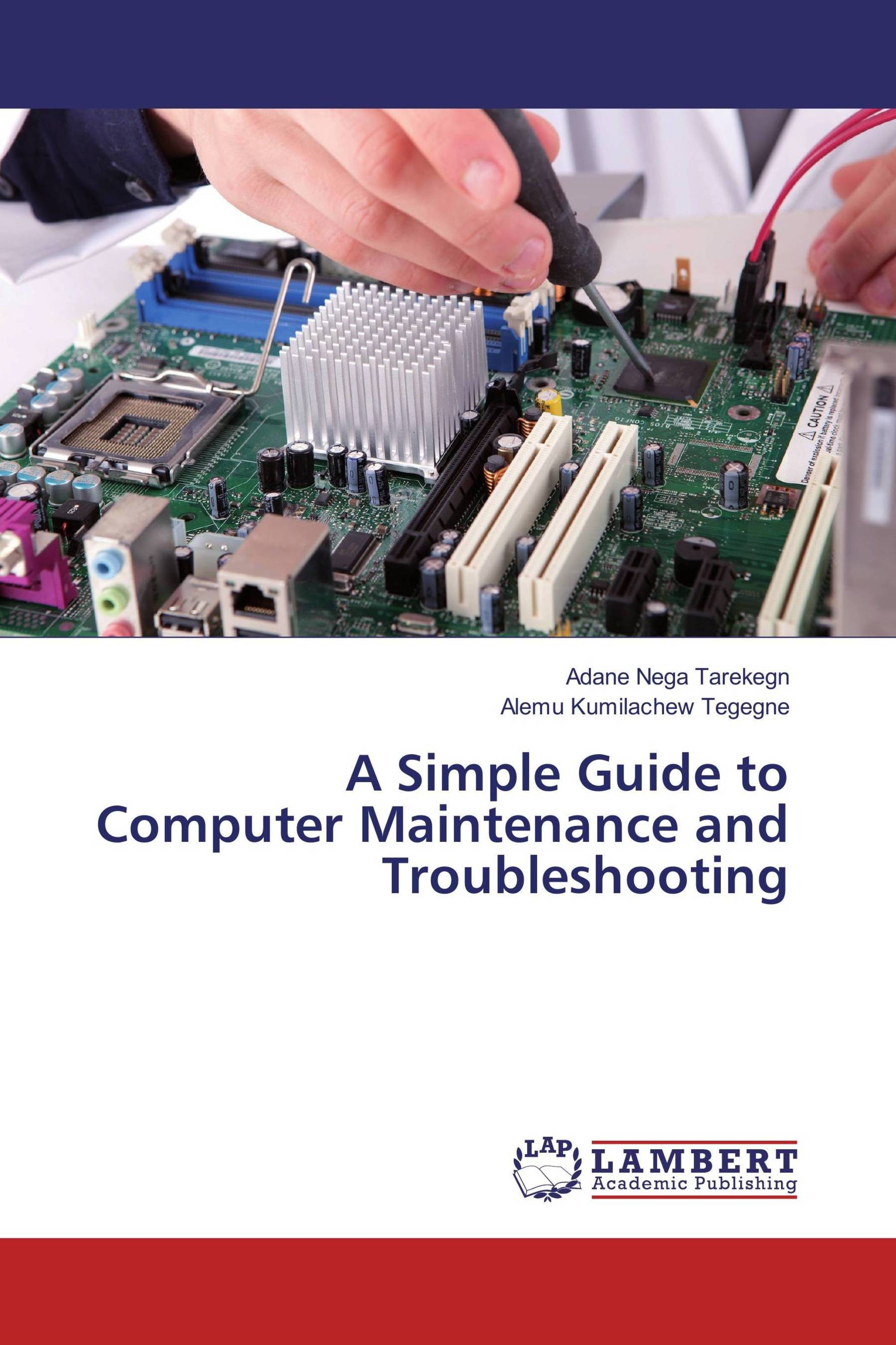 pc repair and maintenance a practical guide