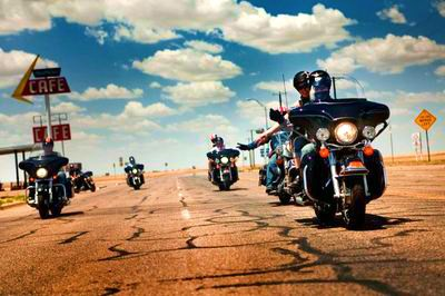 route 66 self guided motorcycle tours