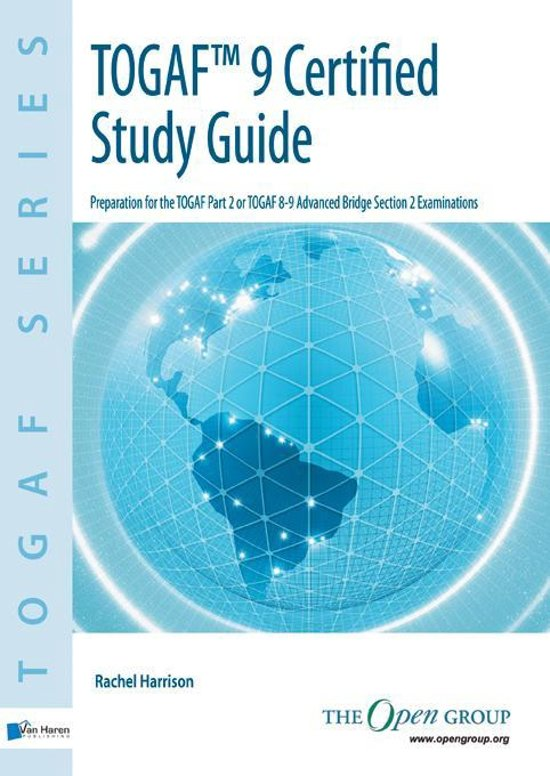 togaf 9 certified study guide 2nd edition