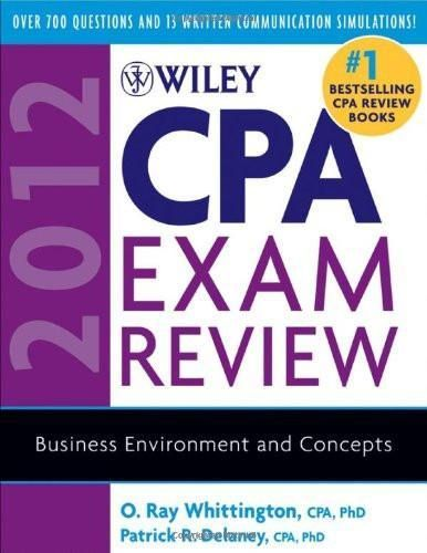 wiley cpa study guide 2017