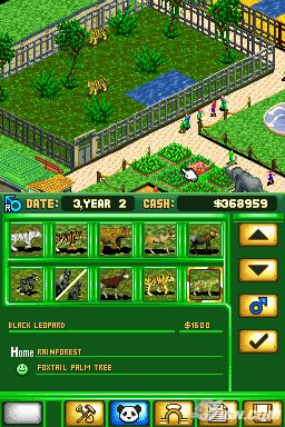 zoo tycoon 2 ds guide